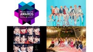 「2018 MBC PLUS × genie music AWARDS with Global Partner MUSIC ON! TV」Paravi で独占生配信決定!